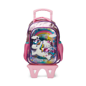 Hello Kitty Çekçekli Okul Çantası 95848