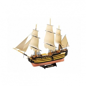 Revell 1:450 HMS Victory Model Set Gemi 65819