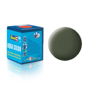 Revell Mat Bronz Yeşil Maket Boyası 18 ml. 36165
