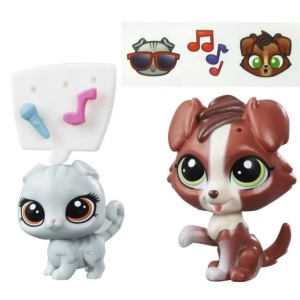Littlest Pet Shop İkili Miniş (Fleetly)