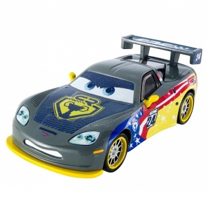 Cars Karbon Yarışçıları Özel Serisi