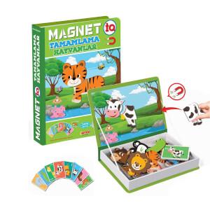 Manyetik Magnet Hayvanlar Tamamlama