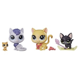 Littlest Pet Shop Miniş Ailesi