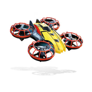 Hot Wheels Bladez Drone Racerz - Stingray Racing Drone 2.4 GHz Işıklı
