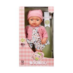 Boubou Tatlı Bebeğim 30 cm.