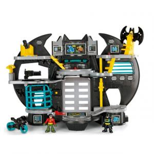 Fisher Price Imaginext Batman'in Mağarası Oyun Seti