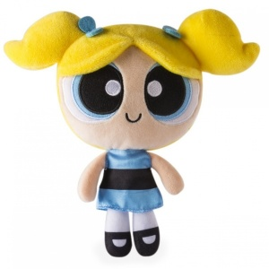 Powerpuff Girls Peluş 20 cm. (Bubbles)