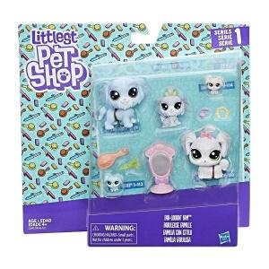 Littlest Pet Shop Miniş Ailesi