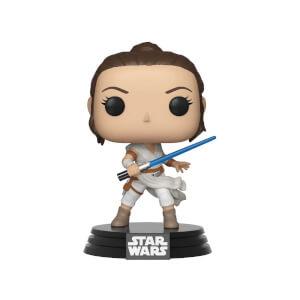 Funko Pop Star Wars The Rise of Skywalker: Rey Figür