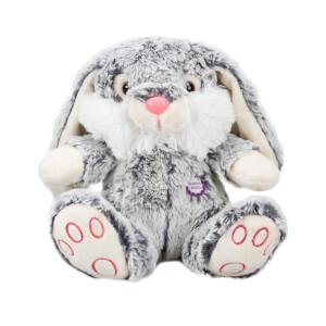 Sesli Şirin Peluş Tavşan
