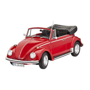 Revell 1:24 VW Beetle Cabriolet 1970 Model Set Araba 67078