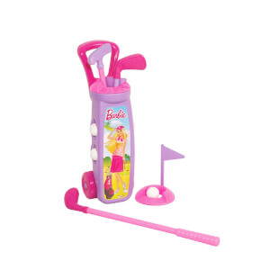 Barbie Golf Arabası Seti