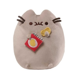 Pusheen Potato Crisps Peluş
