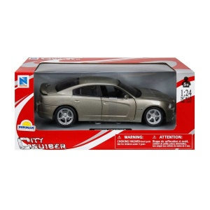 1:24 City Cruiser Dodge Charger 2011 Model Araba
