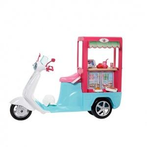 Barbie'nin Yemek Arabası FHR08