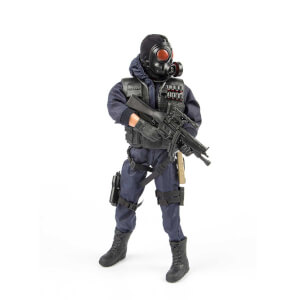 World Peacekeepers - S.W.A.T Oyuncak Polis Oyun Seti