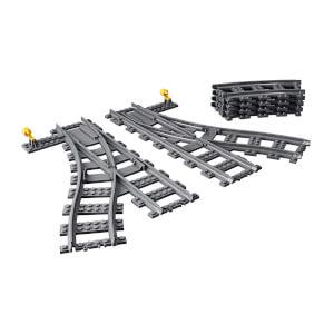 LEGO City Trains Değiştiren Makaslar 60238