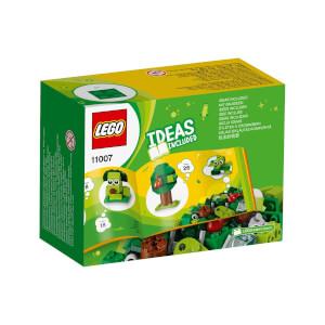 LEGO Classic Yaratıcı Yeşil Yapım Parçaları 11007