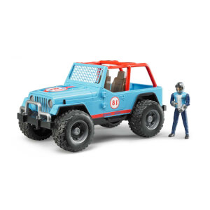 1:16 Bruder Jeep Cross Safari Aracı