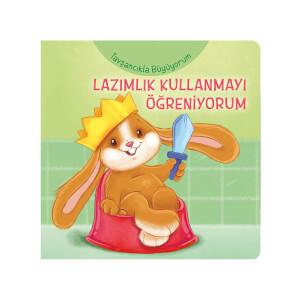 Tavşancıkla Büyüyorum - Lazımlık Kullanmayı Öğreniyorum