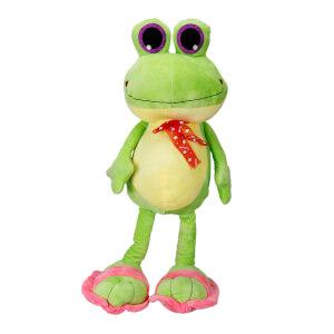 Terlikli Peluş Kurbağa 50 cm.