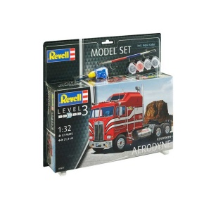 Revell 1:32 Kenworth Model Set Kamyon 67671