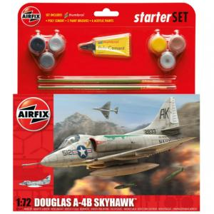 1:72 Douglas A-4B Skyhawk Model Kit