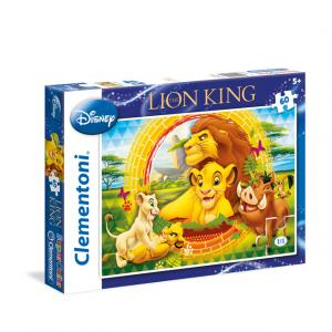 60 Parça Puzzle : The Lion King The Circle Of Life