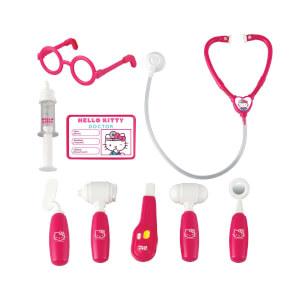 Hello Kity Çantalı Doktor Seti