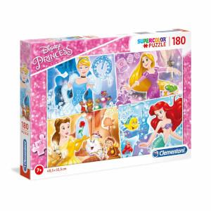 180 Parça Puzzle : Disney Princess 29294