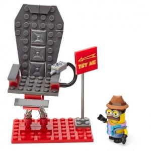Mega Bloks Minions Oyun Setleri (Chair-O-Matic)