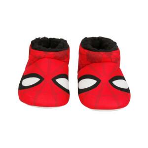 Spiderman Ev Botu Kırmızı 30-35