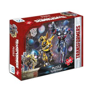 100 Parça Puzzle : Transformers