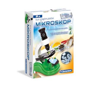 İlk Keşiflerim - Mikroskop