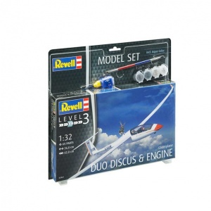 Revell 1:32 Gliderplane Model Set Uçak 63961