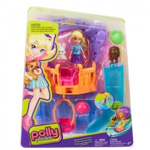 Polly Pocket Kaydırak Eğlencesi Oyun Seti FPH97