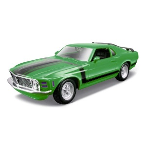 1:24 Maisto Ford Mustang Boss 1970 Model Araba