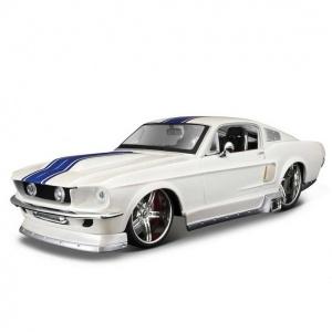 1:24 Maisto 1967 Ford Mustang Gt Model Araba