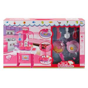 Mini Mutfak Seti Sesli ve Işıklı