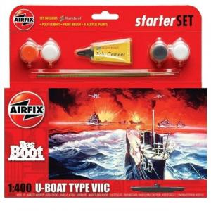 1:400 U-Boat Type VIIC Model Kit Denizaltı