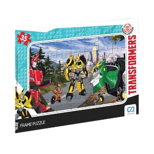 35 Parça Puzzle : Transformers