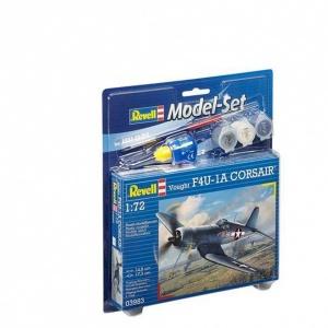 Revell 1:72 Vought F4U Model Set Uçak