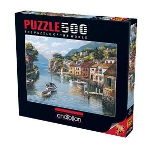 500 Parça Puzzle : Sayfiye Yeri