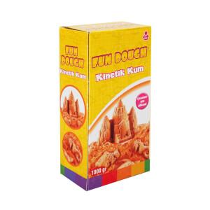 Fun Dough Kinetik Kum 1000 gr. Turuncu