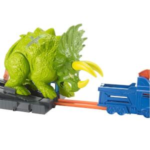 Hot Wheels Triceraptors Saldırısı Oyun Seti