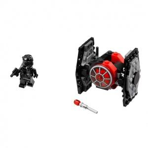 LEGO Star Wars First Order Tie Fighter Mikro Savaşçı 75194
