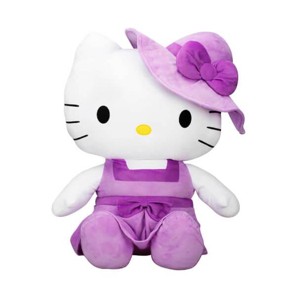 Hello Kitty Şapkalı Peluş 70 cm.