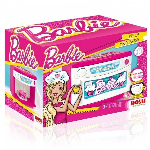 Barbie Mikrodalga Fırın