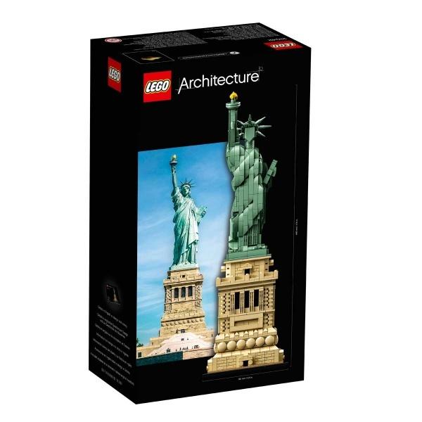 LEGO Architecture Özgürlük Heykeli 21042