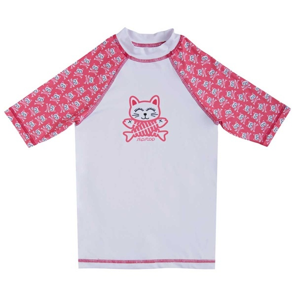 Slipstop Yummy UV Korumalı Çocuk Tişört